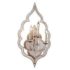 <strong>Corbett Lighting</strong> Bijoux 3 Light Wall Sconce