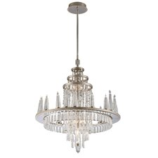 <strong>Corbett Lighting</strong> Illusion 28 Light Chandelier