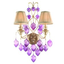 Venetian 2 Light Wall Sconce