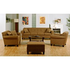 Houston 3 pc. Living Room Set