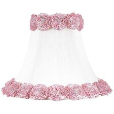 "12"" Ring of Roses Bell Shade"