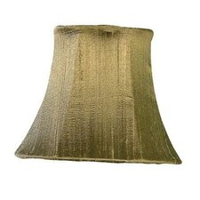 "5"" Dupioni Silk Bell Candelabra Shade (Set of 2)"