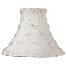 "10.25"" Silk Bell Lamp Sconce Shade"