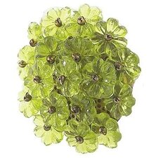 "Flower Beads 1.75"" Novelty Knob"