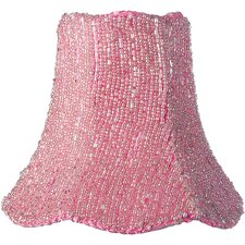 "5"" Fabric Bell Candelabra Shade (Set of 2)"
