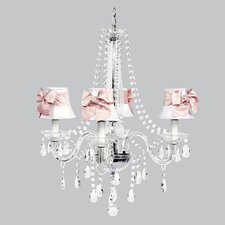 <strong>Jubilee Collection</strong> Middleton 4 Light Chandelier