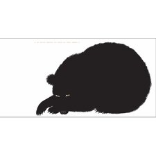L'Orso Bear 1965 Silkscreen Graphic Art