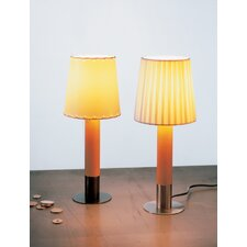 "Basica Minima 11.8"" H Table Lamp with Empire Shade"