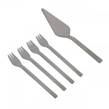 Mono-A 5 Piece Flatware Set with Giftbox by Peter Raacke