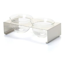 Mono Duolino Suspended Table Display Serving Bowl