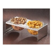 Mono Accessories Table-Duo Medium Table Display Serving Bowl