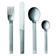 35 Collection Stainless Steel 20 Piece Flatware Set