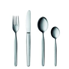 20 Collection Stainless Steel 20 Piece Flatware Set