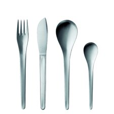 22 Collection Stainless Steel 20 Piece Flatware Set