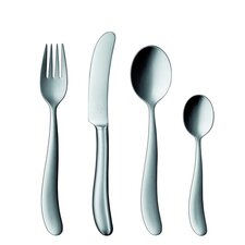 Stainless Steel 20 Piece Flatware Set