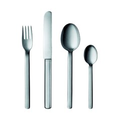 36 Stainless Steel Flatware Collection