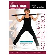 <strong>BodyBar</strong> Energy Action Circuit DVD