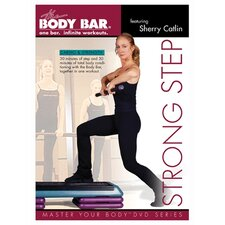 <strong>BodyBar</strong> Strong Step DVD