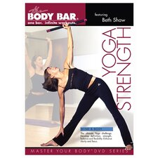 <strong>BodyBar</strong> Yoga Strength DVD