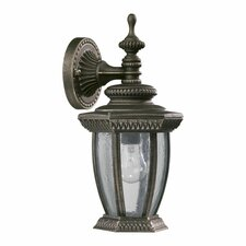 Baltic 1 Light Outdoor Wall Lantern
