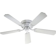 "<strong>Quorum</strong> 52"" 5 Blade Custom Hugger Ceiling Fan"