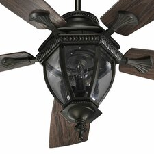 "<strong>Quorum</strong> 52"" Baltic 5 Blade Patio Ceiling Fan"