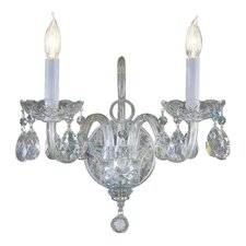 Bohemian Katerina 2 Light Wall Sconce
