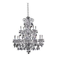 Bohemian Marien 18 Light Chandelier