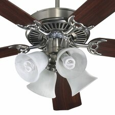 "<strong>Quorum</strong> 52"" Capri II 5 Blade Ceiling Fan"
