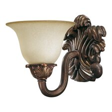 <strong>Quorum</strong> Chelsea 1 Light Wall Sconce