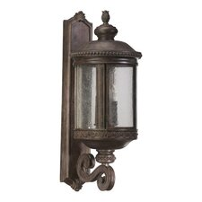 Dauphine 4 Light Outdoor Wall Lantern
