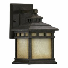 Denmark 1 Light Outdoor Wall Lantern