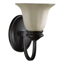 <strong>Quorum</strong> Hathaway 1 Light Wall Sconce