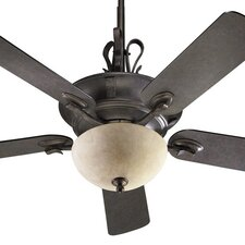 "<strong>Quorum</strong> 52"" Lowell 5 Blade Ceiling Fan"