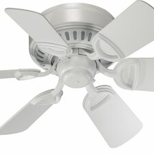 "<strong>Quorum</strong> 30"" Medallion 6 Blade Ceiling Fan"