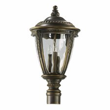 Pemberton 3 Light Post Lantern