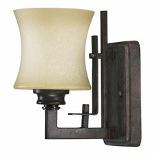 Prairie 1 Light Wall Sconce
