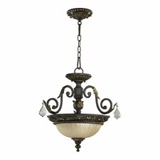 Rio Salado Convertible Inverted Pendant