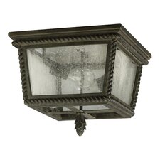 Rochelle 2 Light Flush Mount