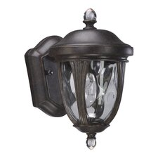 <strong>Quorum</strong> Sloane 1 Light Wall Lantern