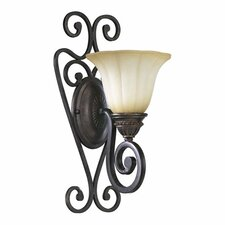 Summerset 1 Light Wall Sconce