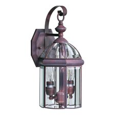 Wellsley 2 Light Wall Lantern