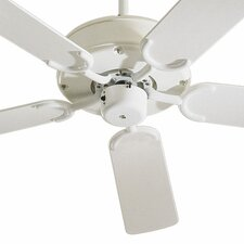 "<strong>Quorum</strong> 52"" Allure 5 Blade Patio Ceiling Fan"