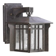 Arts and Crafts Outdoor Wall Lantern