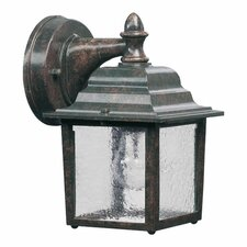 1 Light Box Outdoor Wall Lantern