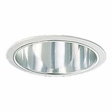 "7""  Reflector Recessed Lighting Trim in Chrome"