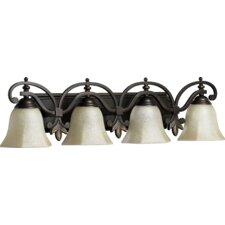 Marcela 4 Light Vanity Light