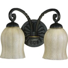 <strong>Quorum</strong> Tribeca 2 Light Vanity Light