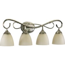 Powell 4 Light Vanity Light