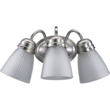 <strong>Quorum</strong> 3 Light Vanity Light